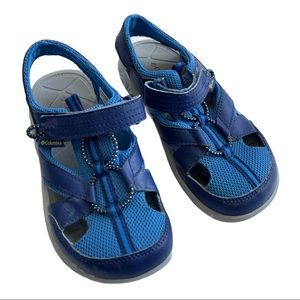 COLUMBIA Youth Techsun Wave sandal water shoe